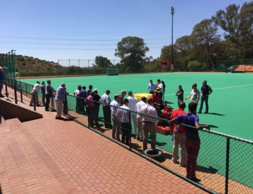 EVENT : MAINTENANCE OF SYNTHETIC TURF SURFACES – SHORT LEARNING PROGRAMME