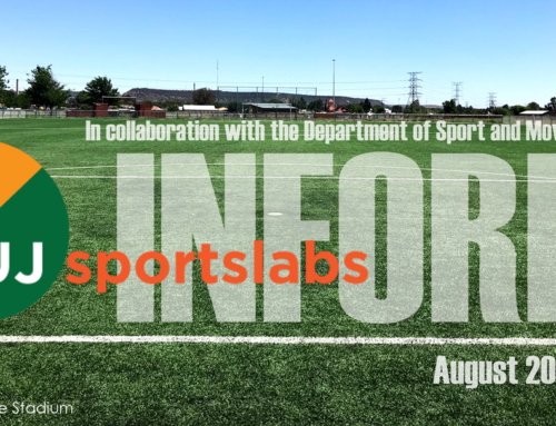 UJSportslabs Newsletter August 2018