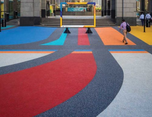 Seamless Flooring Systems – Bank City, Johannesburg CBD